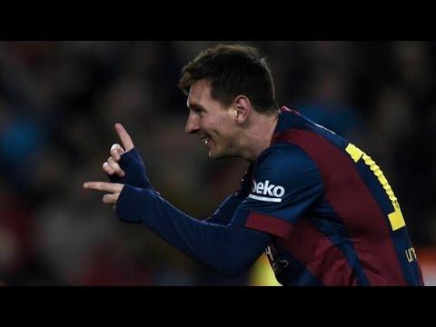 Клип про Leo Messi с очень приятной музыкой.