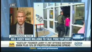 Casey Anthony offered 1/2 million to pose naked.mov