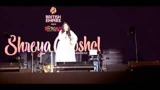 Cover images Shreya Ghoshal Live in Concert | Mannipaaya - Vinnaithaandi Varuvaayaa
