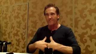 Interview With John Wesley Shipp of The Flash at Comic-Con 2014 Thumbnail
