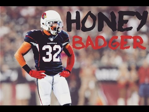 "TYRANN MATHIEU HIGHLIGHTS ""See Me Fall"" Honey Badger"