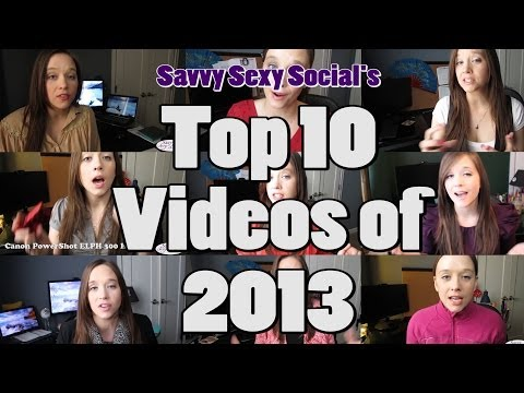 Top 10 Most Popular Videos of 2013