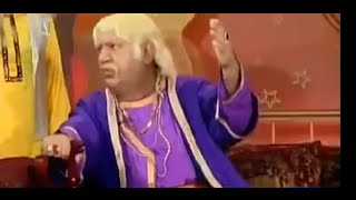 Hasb e Haal - 8 November 2015 | Azizi as Badshah Akbar