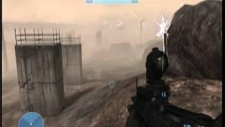 Sobreviviendo en Lobo Solitario - Halo reach