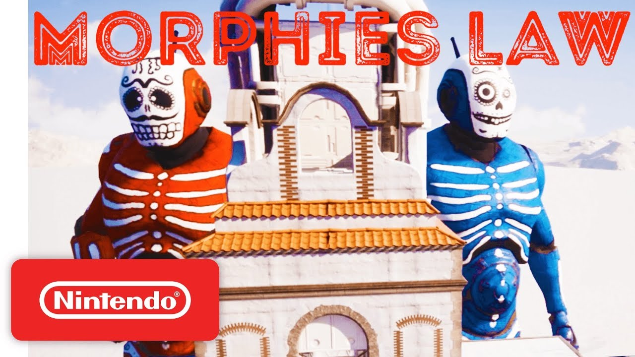 Morphies Law El Loco Shooter En El Que Robas Masa Corporal A Tus Enemigos A Balazos While one may be able to recommend the game based on solo strength alone, the online. asi es morphies law el loco shooter 3d en el que robas masa corporal a tus enemigos a base de balazos