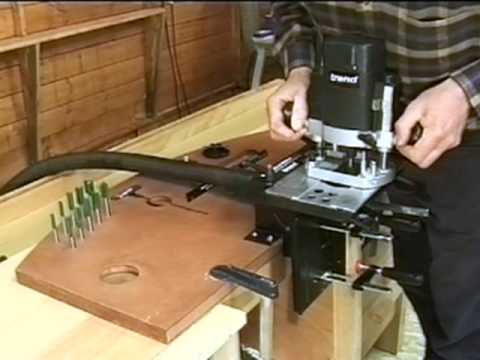 Trend Mortise Amp Tenon Jig Chair Youtube