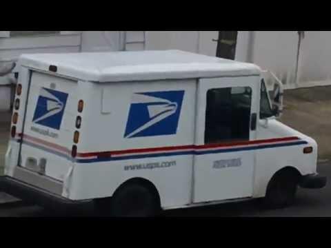 USPS Mailman Bangs Hooker in Van Trenton, NJ.