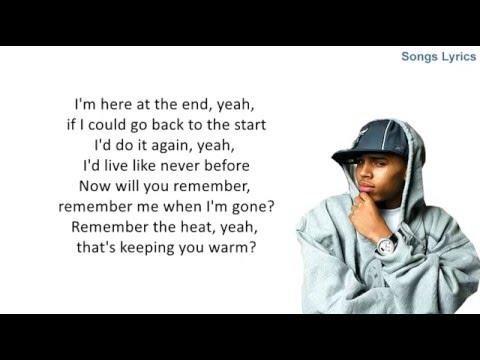 865e1f705f Benny Benassi   Chris Brown - Paradise (Lyrics) - YouTube