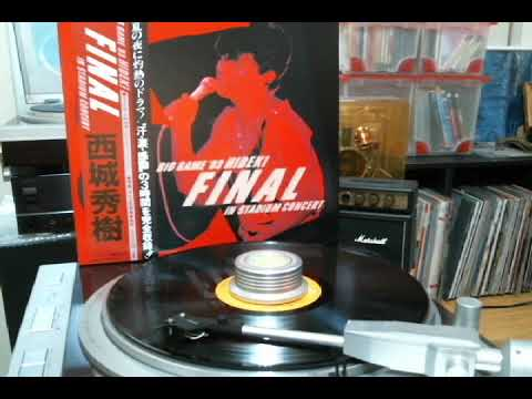 西城秀樹  C2 「Don't Stop That Crazy Rhythm」 from BIG GAME'83 HIDEKI FINAL IN STADIUM CONCERT