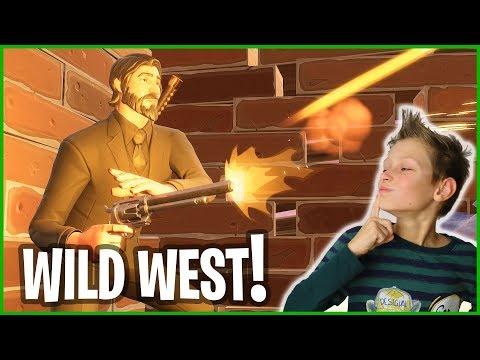 Wild West DUO New LTM!