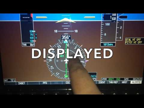 How to tune a VOR on the G1000