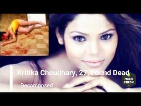 Kritika Choudhary Decomposed Body Of Actress, 27, Found In Mumbai Home