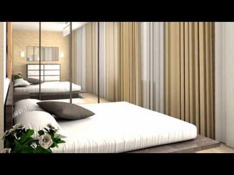 Интерьер спальни 10 и 11 кв  м