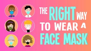 How to Wear a Face Mask Properly