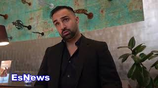 Paulie Malignaggi Responds To Conor McGregor Calling Him Out Lets Fight EsNews Boxing