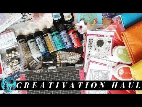 Creativation 2018 Haul Part 2