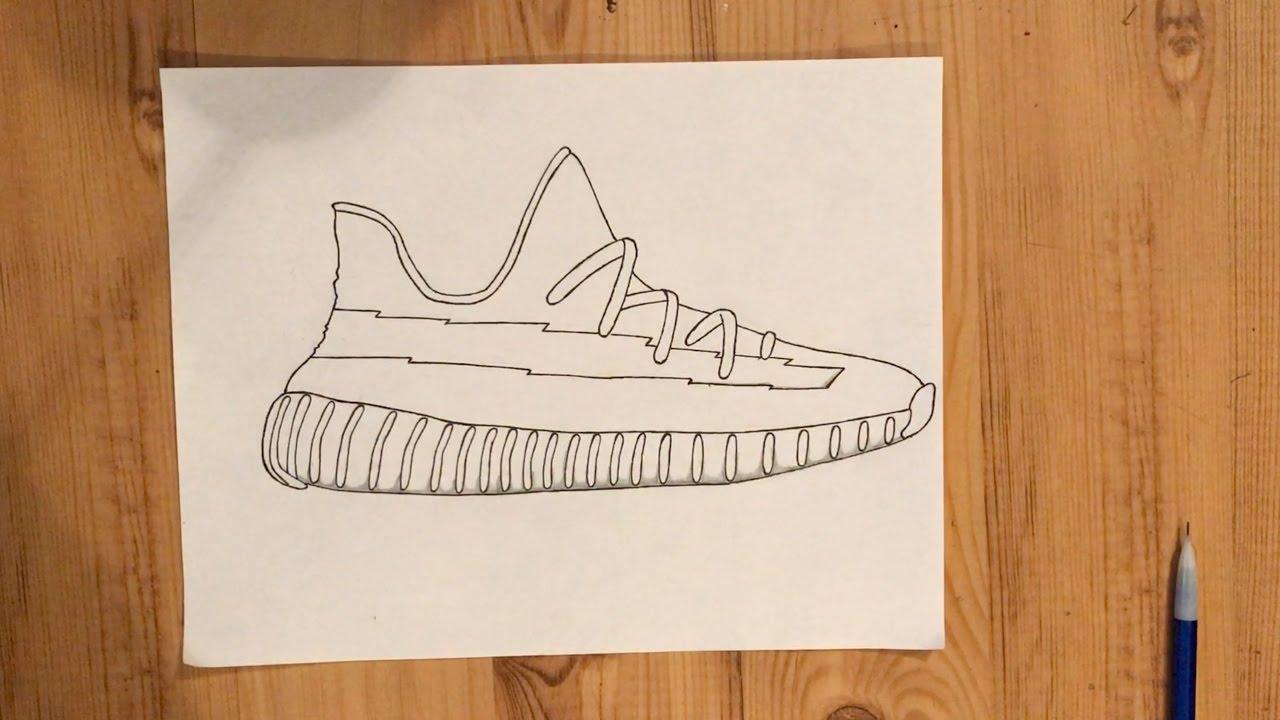 kodikas raikas kauneus myynti vähittäiskauppias Adidas Yeezy Boost v2 Sketch