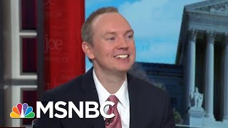 'Team Of Vipers' Writer: President Donald Trump Can Be Very Likable | Morning Joe | MSNBC