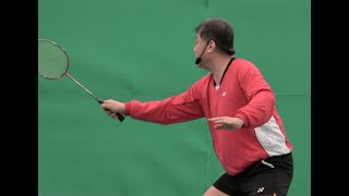 Badminton Smash Defence 10 How to Do Backhand Lift Return