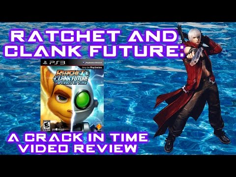 Ratchet and Clank Future: A Crack in Time Video Review