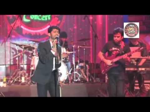 Md Irfan & Palak Muchhal at Alive India In Concert Mashup 30-31st Jan, 2015 - Bangalore