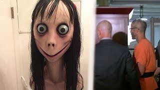 The Person Behind 'The Momo Challenge'