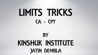 maths tricks ca cpt part 2