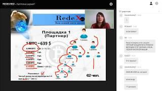 Запись вебинара компании RedeX  Karimova Leysan