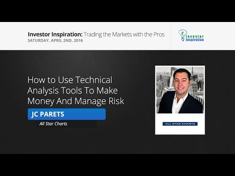 How to Use Technical Analysis Tools To Make Money And Manage
