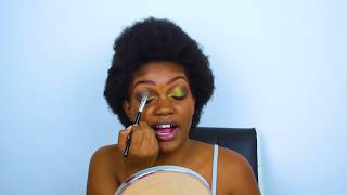Fall Makeup Tutorial |  Autumn Makeup Routine | * Using NYX Swear By It Palette *
