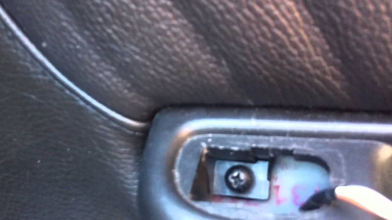 Removing Door Card On A Ts Astra Youtube