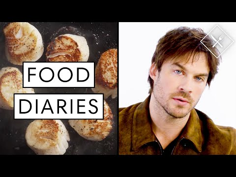 everything-ian-somerhalder-eats-in-a-day-|-food-diaries:-bite-size-|-harper's-bazaar