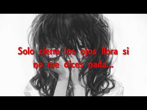Cortes Profundos( para todos los suicidas) Samantha Surbano| letra |