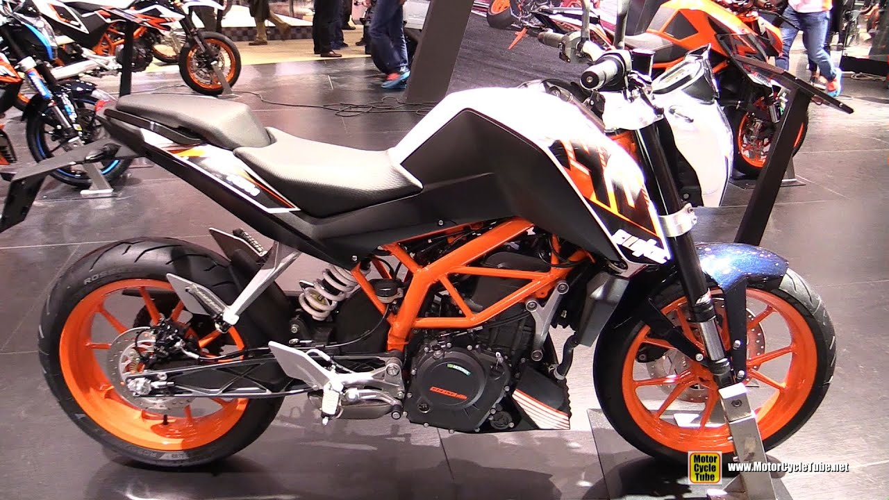 2016 ktm 390 duke walkaround 2015 eicma milan youtube. Black Bedroom Furniture Sets. Home Design Ideas