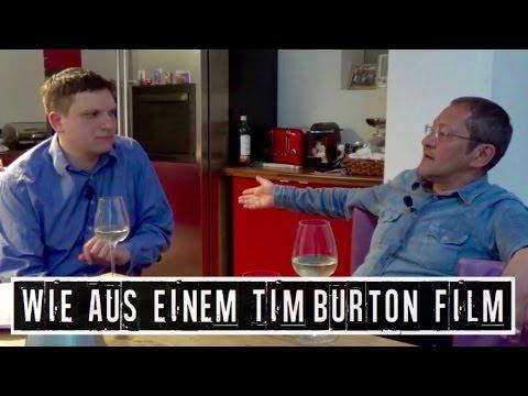 """""""Wie aus einem Tim Burton Film"""" - Akif Pirinçci im Interview mit Tilman Knechtel (Bürgerberg)"""
