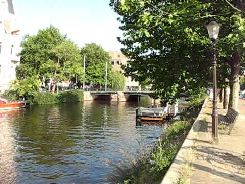 Amsterdam - The Canal, Homes and Museum