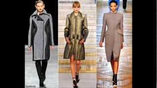 видео Модные пальто сезона осень-зима 2013/2014: ТОП-10