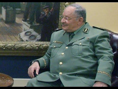 رئيس الأركان: لإعلان خلو منصب الرئاسة الجزائرية  - نشر قبل 34 دقيقة