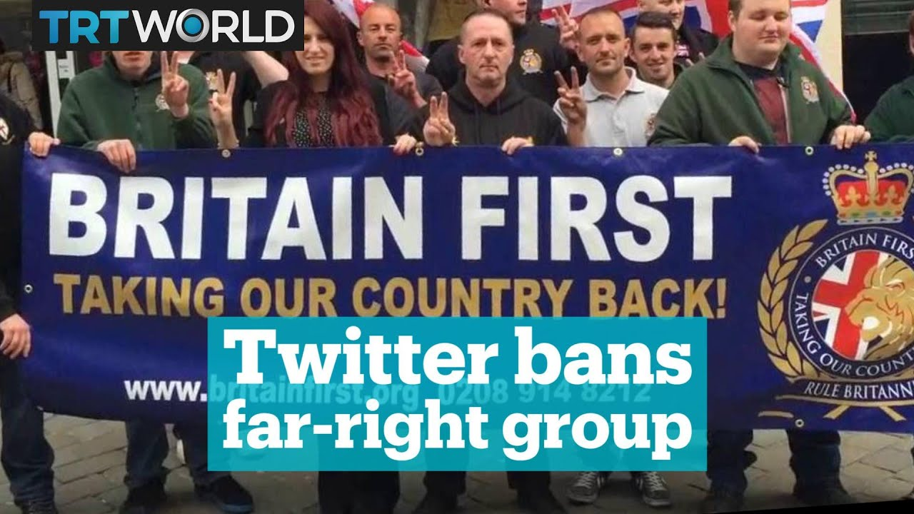 Twitter permanently suspends account of controversial British ...