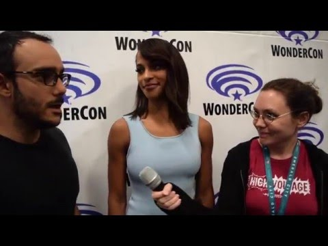 Hanging Out with High Voltage: Megalyn E.K. & Omid Abtahi Damien
