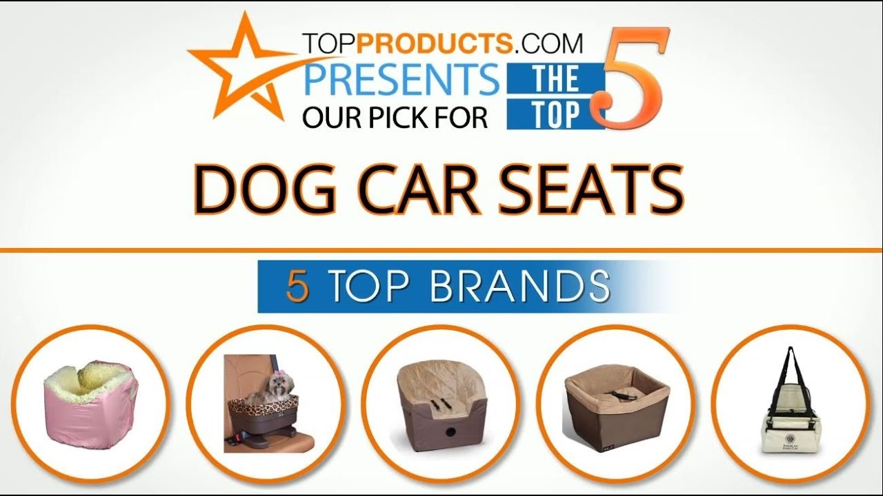 Best Dog Car Seat Reviews 2017 – How to Choose the Best Dog Car Seat ...
