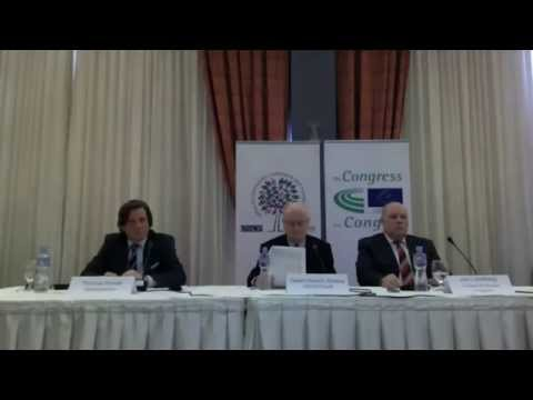 the fYr Macedonia, Local Elections, 24 March 2013: Election Observation Mission Press Conference
