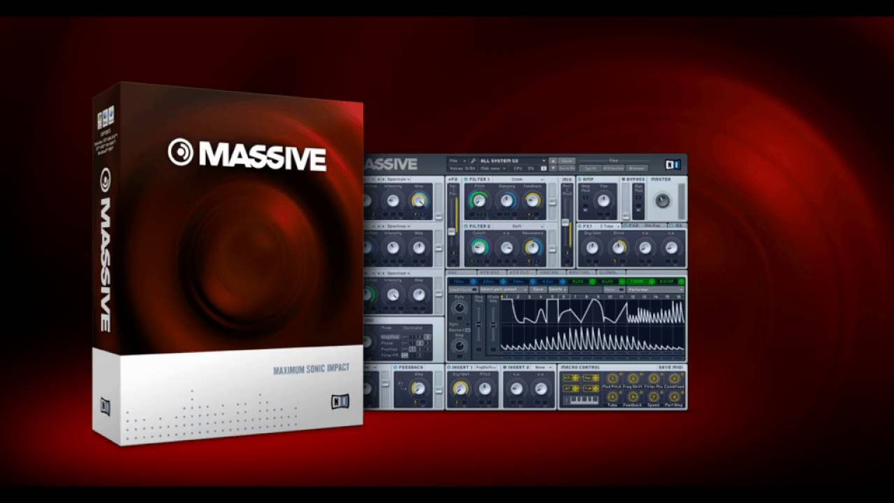 Free patches and sound banks for native instruments massive.