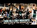 Chino Hills BEST PLAYS of the Season So Far.. | Still The BEST Show in HS!