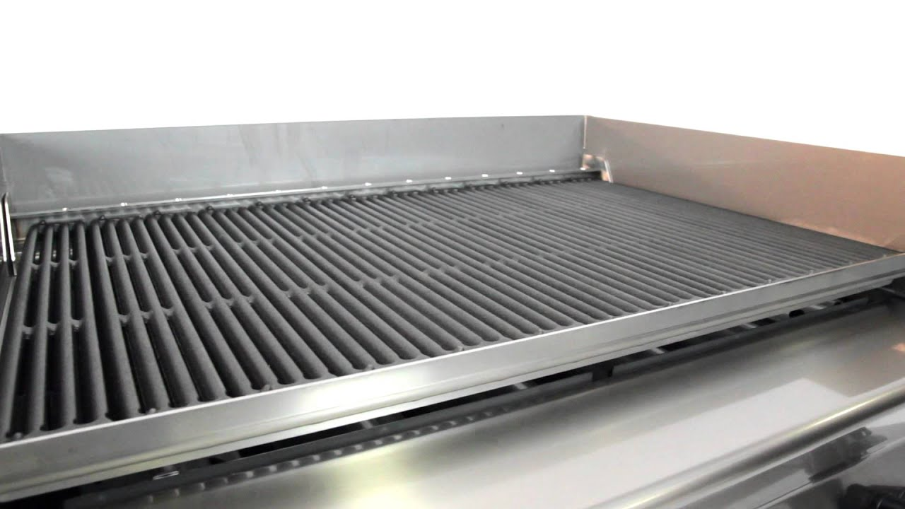 inoxinnovation grill vapor serie prestige youtube