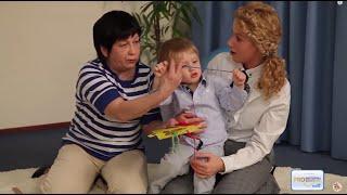Урок 17. Развивающие игры для малышей, 25-26 мес. Игра шнуровка