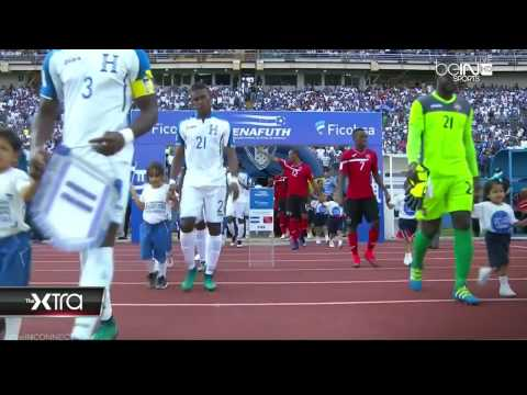 Honduras 3-1 Trinidad & Tobago   CONCACAF Goals & Highlights