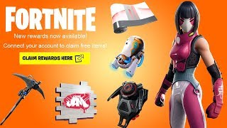 All *NEW* FREE SKINS & ITEMS in Fortnite (30 FREE REWARDS)