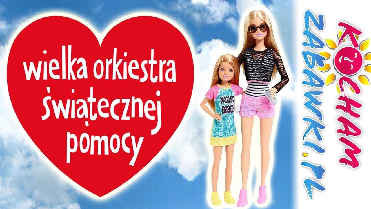 Barbie i Stacie • Dar na WOŚP • Wielka Orkiestra Świątecznej Pomocy • bajki po polsku