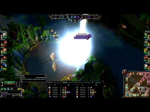 League of Legends - HACK. Dr Terrible